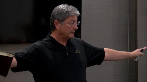 Session #1 – Baxter's 1st Talk (Dallas)