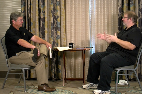 Baxter Kruger in Conversation on John's Gospel & Prologue