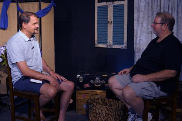 Brad Jersak: The Journey to a More Beautiful Gospel - Part 1