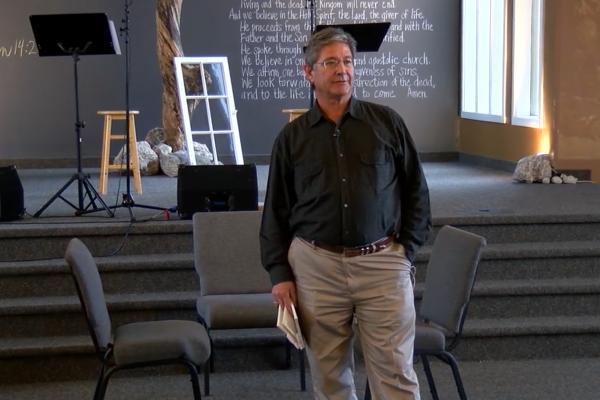 Baxter Kruger on Identity - Sharing in Jesus' Sonship