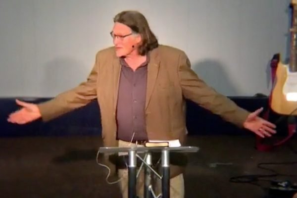 Cruise Session #3 - Francois' 1st Talk Substitution (from New Life Church - Sept 2018)