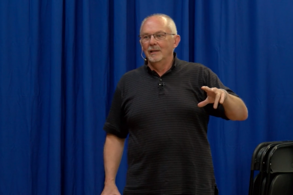 2019 Men's Gathering Session #2 - Paul Young (Friday PM)