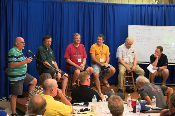 2019 Men's Gathering Session #4 - Personal Stories (Saturday AM)