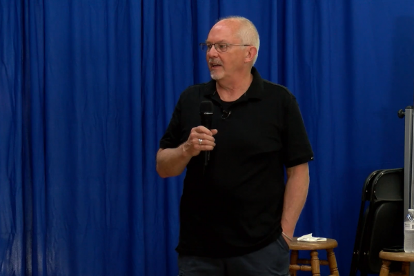 2019 Men's Gathering Session #6 - Paul Young (Sunday AM)