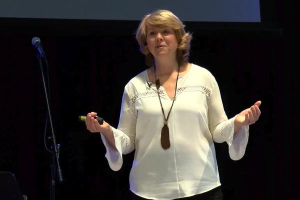 "OTC Portland Session #5 - Katie Skurja on ""Masculine and Feminine of God"""